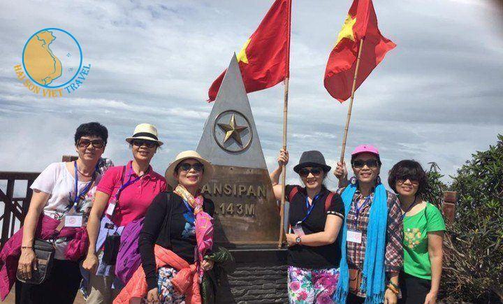 Tour du lịch Hà Nội Sapa Phanxipang 4 ngày 3 đêm