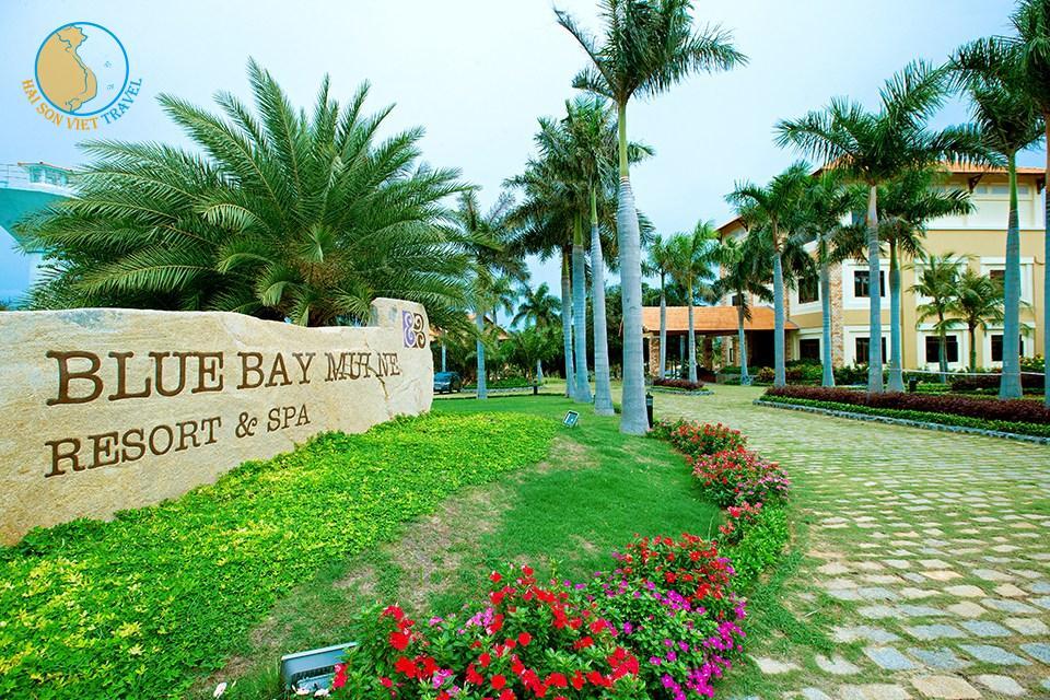 [KHUYẾN MẠI ] Tour  Mũi Né 2 ngày 1 đêm ở Resort 4 sao Blue Bay giá rẻ