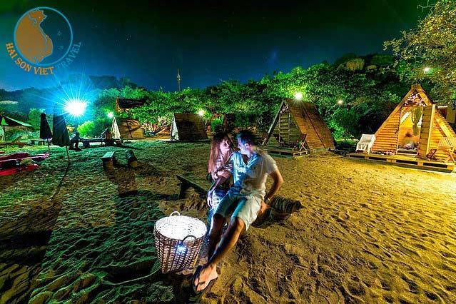 Tour Bình Hưng KDL Sao Biển Bình Lập 2 ngày 2 đêm