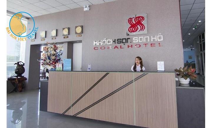 Tour Vũng Tàu ở Khách sạn San Hô 3 sao