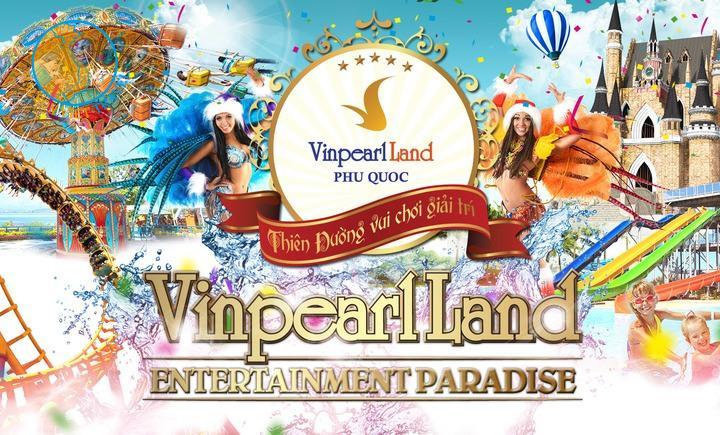 Tour Phú Quốc Vinpearlland 3 ngày 3 đêm