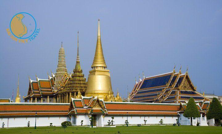 Tour du lịch Thái Lan 5 ngày 4 đêm giá rẻ