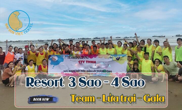 Tour Phan Thiết  Mũi Né 3 ngày 2 đêm ở Resort 3 sao
