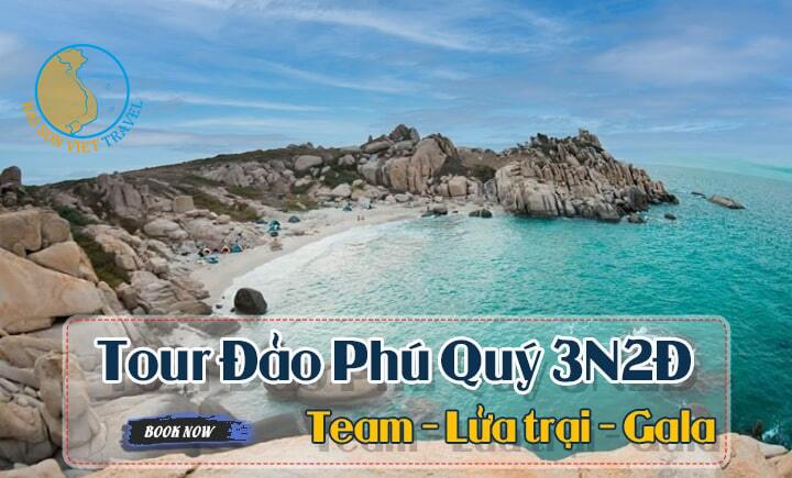 Tour du lịch Đảo Phú Quý 3 ngày 2 đêm