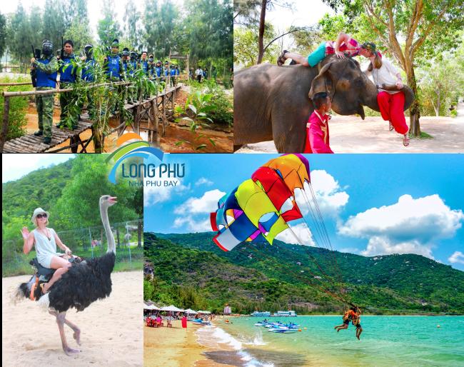 Tour Nha Trang Suối Hoa Lan 3 ngày 3 đêm