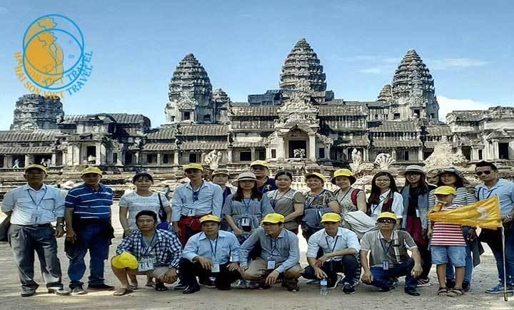 Tour Campuchia (Sihanouk - Đảo Kohrong Saloem - Phnom Penh) 3 ngày 3 đêm