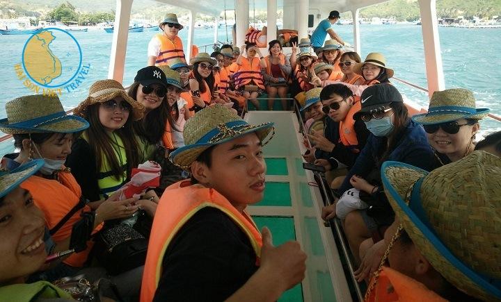 Tour Ninh Chữ 2 ngày 2 đêm giá rẻ