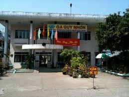 Vé tàu Sài Gòn đi Quy Nhơn