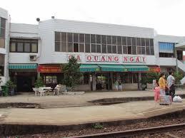 Vé tàu Sài Gòn đi Quãng Ngãi